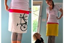 Wear it Your Way / Clothing upcycling and craftiness  / by Kelly Mackey