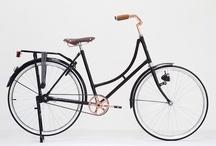 bikes / by Damian Edye