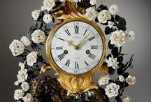 old clocks / by Georgete Keszler Chait