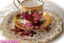 tea cups / by Georgete Keszler Chait