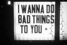 I wanna do bad things with you / All things True Blood / by ☆˚•°KELLY˚•°☆