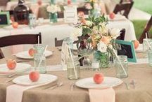 Wedding Reception / by Alison DeGuzman