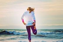 Runners high / by Elisabeth Jane
