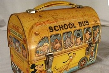 ~LUNCHBOXES~ / lots better than a sack :) / by Shirley Simpson