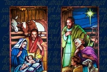 .✿⊱╮the NATIVITY / a Child is born / by Shirley Simpson