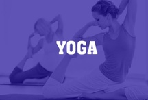 Yoga / by Intent.com