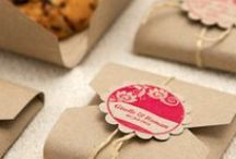 Gift & Wrapping Ideas  / Presents and all sorts of goodies!  / by Kara Harris