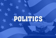 Politics / by Intent.com