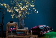 Turquoise and teal rooms - my current obsession / by Katie Dircks