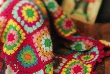 crochet / by Lynda Sudder