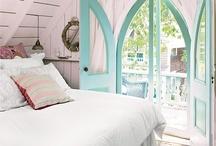 Beds and their rooms / by Katie Dircks