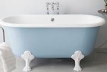 Baths and their rooms / by Katie Dircks