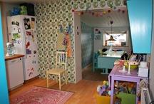 Cosy kitchens / by Katie Dircks