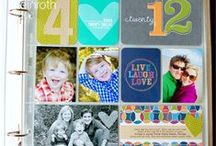 'Project Life/Scrapbook ideas / by Gladys Mueller