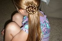 Kid's Hair Tutorials / by TruKid: All Natural Skin Care for Kids