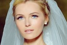 Bridal Hair & Makeup for EVERY Bride / Hair ideas along with beautiful makeup help to put the finishing touches on!!  / by Nilah & Company