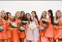 OI Bridesmaid Dresses / Who better to support you on your special day than your best girlfriends? Make sure that they are looking amazing by choosing some lovely bridesmaid dresses for them! / by OuterInner.com | Dresses, Bridal Wear, Weddings & More!