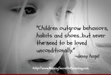 For Today's Parents / Resources to equip today's parents with skills and tools to raise empowered children! / by Denny Hagel