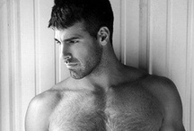 Hot Bods: Men We Love! / Sit back, relax, and enjoy this parade of hot guys :-) Why? Why not! / by OuterInner.com | Dresses, Bridal Wear, Weddings & More!