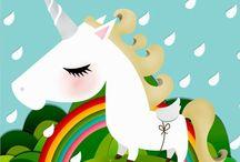 Licornes :) / by yumilapine