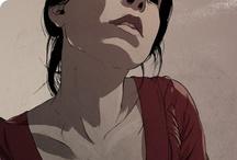 sketch/illustration / by Kyla Peirce