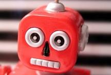 Robots, Rockets and Ray Guns! / by Ben Willmore