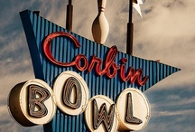 Classic Neon Signs / by Ben Willmore
