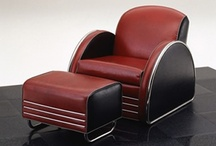 Streamline Moderne Design / by Ben Willmore
