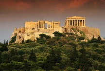 Athens / Images inspired by Context Travel's walking tours in Athens, Greece. http://www.contexttravel.com/city/athens / by Context Travel