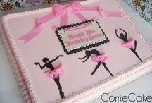 Cakes I like / by Victoria Martínez