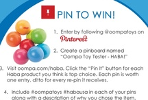 Oompa Toy Tester- HABA! / by Adina Bb
