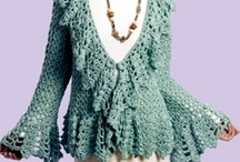 crochet: adult clothing/ free  / by Amy Woods