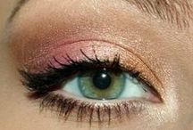 Make-up / Make up tips and tricks. Eye make up tutorials. My favorite make up products and tools.  / by Megan Russell