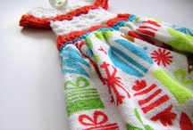 crochet: kitchen items/ free / kitchen items that dont have their own board yet :) / by Amy Woods