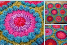 crochet: afghans, throws & blankets/ free #2 / by Amy Woods