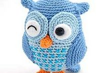crochet: owls/free / by Amy Woods