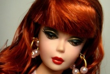 Let's play Barbies! / My virtual collection of Barbies and other fashion dolls. / by Meredith Love