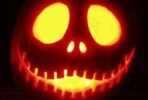 Halloween  / Halloween decor. Halloween costumes. Halloween ideas. Pumpkin decorations. Jack-o-laterns.  Spooky stuff.  / by Megan Russell
