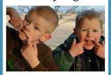 Parenting / Encouragement for parents / by Amy Roberts {Raising Arrows}
