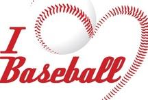 Baseball...レ O √ 乇 ♥ / ♥ ✿⊰ ℒℴ√ℯ ⊱╭ღ╯ / by Michelle Marzetta