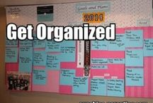 Organized! / by Audrey Monke
