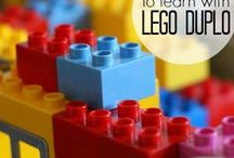 All Things LEGO / The latest LEGO sets, plus inspiration for storage and things to make with LEGO. / by ToysRUs