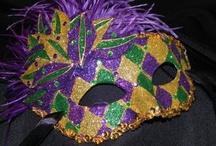 Holidays: Mardi Gras / by Meghan Karson
