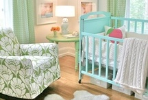 Nursery Ideas / Color Schemes, Bedding, Decor / by Incredible Infant (Heather Taylor)