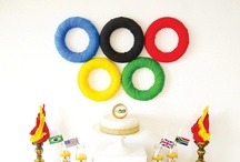 Holidays: Olympic Gold / by Meghan Karson