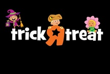 "Halloween Fun! / Fun Costumes, spooky books, scary movies and frightening Halloween décor! We've got it all in our online Trick""R""Treat Boo-Tique! http://toysr.us/UDIel3 / by ToysRUs"