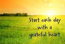 Gratitude / by Audrey Monke