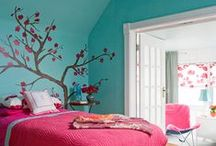 Colorful Spaces for Kids / by ToysRUs