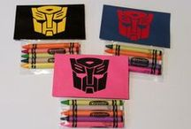 Transformers Back to School Ideas / Check out these great Transformers pins for when the kids head back to school! #WhySchoolRules / by ToysRUs