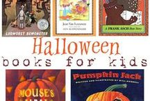 """Holidays: Halloween: Kids / This Halloween board is filled with craft inspirations, holiday food, games, and more, that your child is sure to love. Check out my """"Holidays: Halloween Hauntings"""" board, and my """"PaRtY: Costume Party!"""" board, for more Halloween ideas!  / by Meghan Karson"""